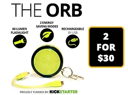 The Orb- 2 for $30