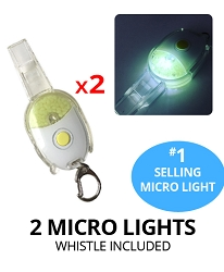 2 Micro Lights SALE