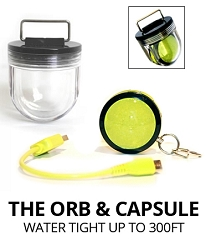 Orb and Capsule